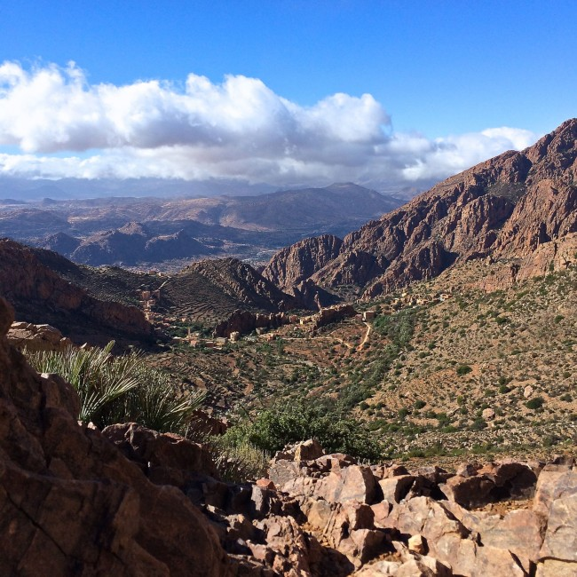 Marokko Tafraout Tafraoute Djebel Lkest Jebel Lkest Anti-Atlas Antiatlas