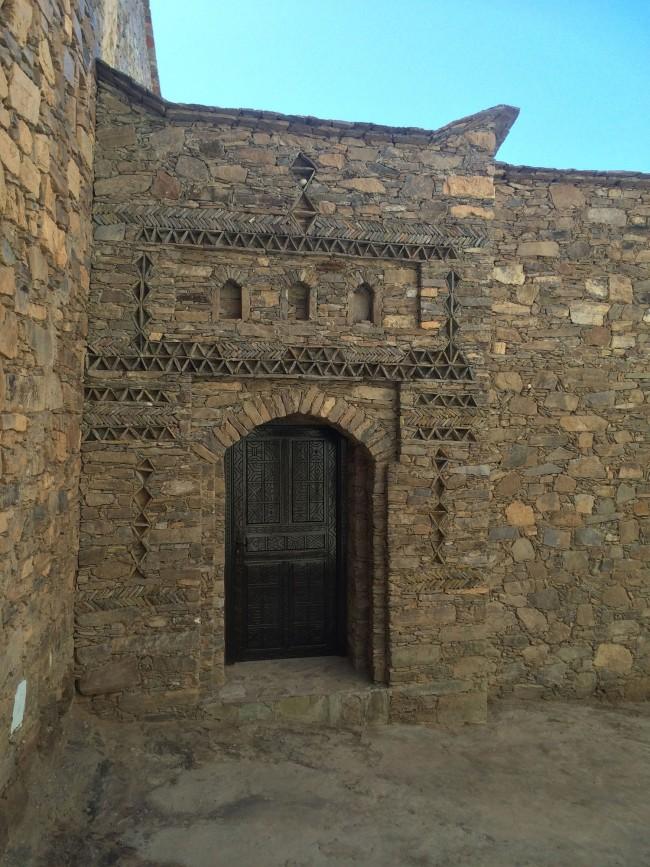 Kashba von Tizourgane