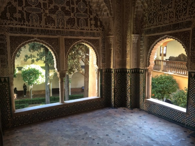 Nasridenpalast Alhambra