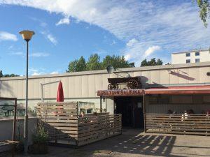 Bar in Finnland