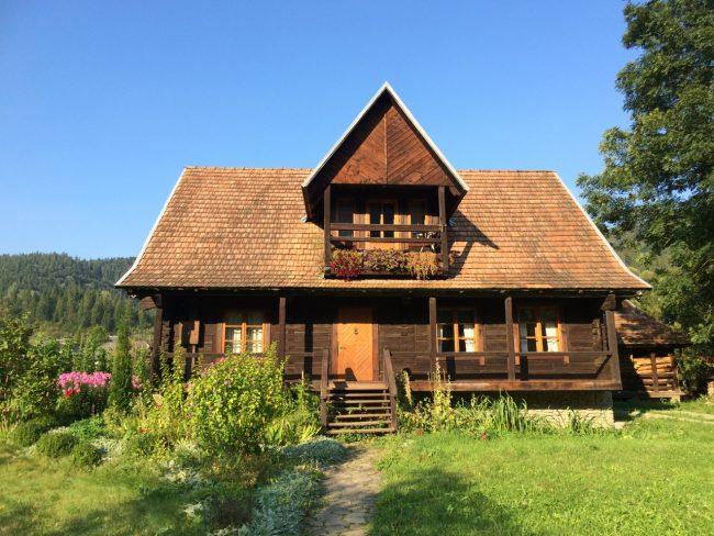Unterkunft in Korostiv