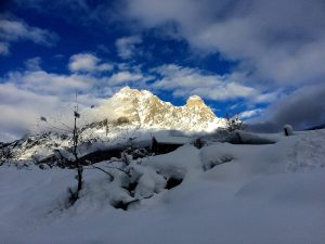 Ushba, 4710 m