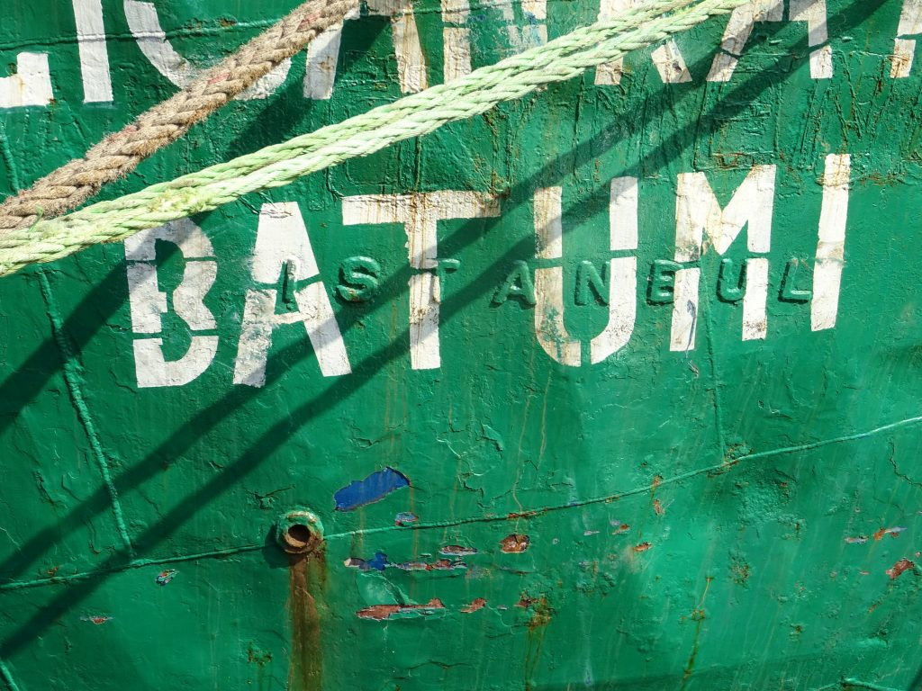 Batumi: Hafenstadt an der Grenze zur Türkei