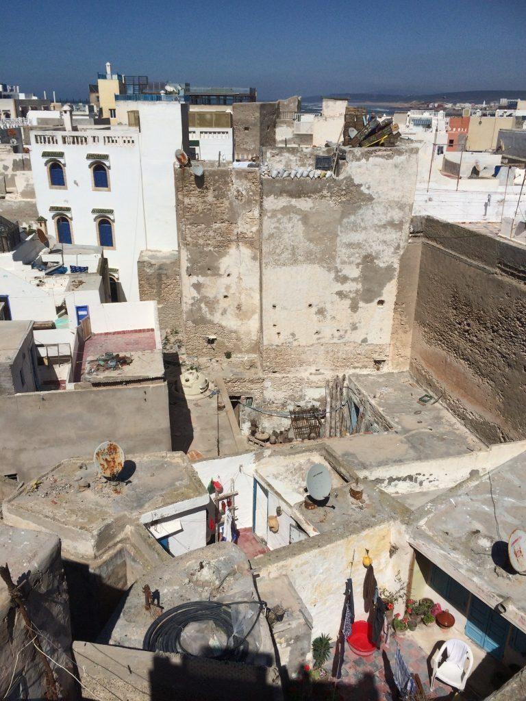 Dächer Essaouira